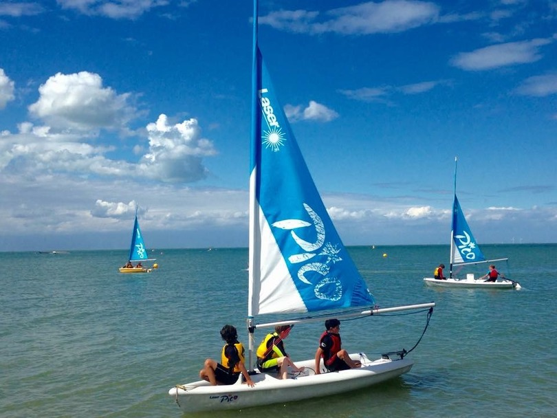 Kids Summer Beach Camp at Whitstable