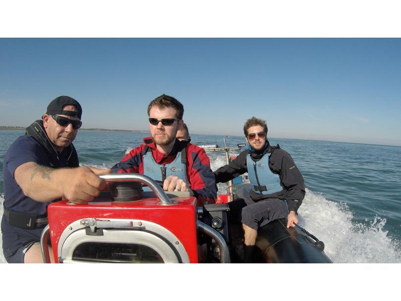 RYA Intermediate Power Boat Course