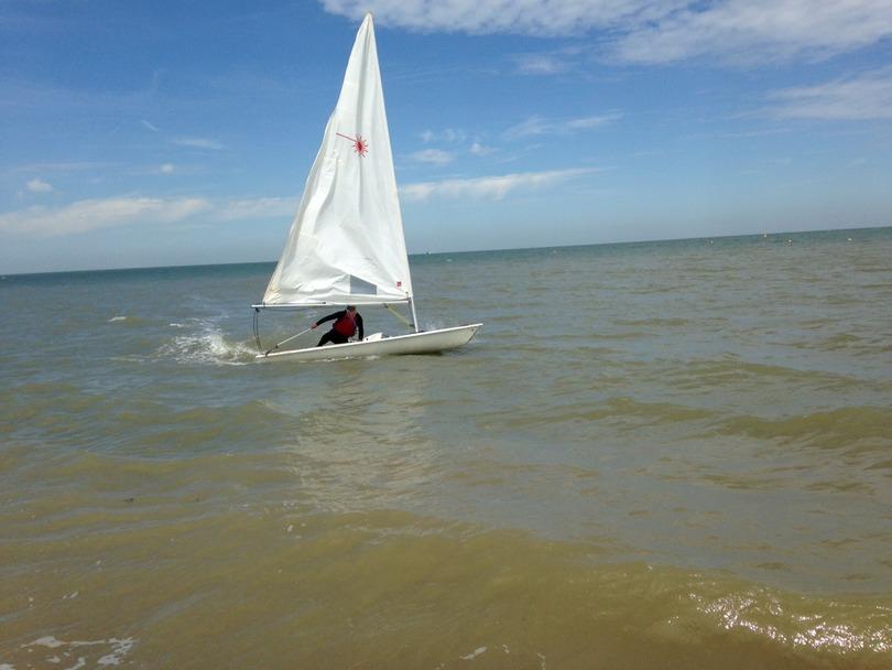 RYA Sailing Level 2