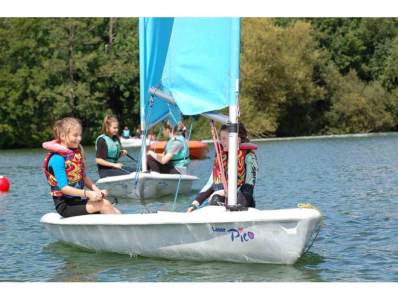 RYA Youth Dinghy sailing